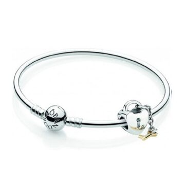 LXBOUTIQUE - PANDORA Set Bangle KEY TO MY HEART