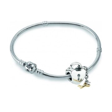 LXBOUTIQUE -PANDORA Set Pulseira Key to My Heart