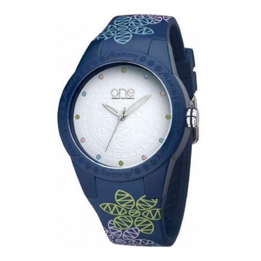 Relógio One Colors Dia da Mãe MOM Azul OA5644BB51L