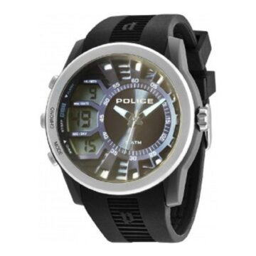 LXBOUTIQUE - Relógio Police Tactical P14249IPBS61
