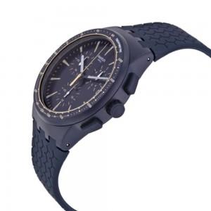 Relógio Swatch Meine Spur Coleção Tech-Mode SUSN407