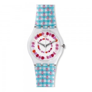 Relógio Swatch Dia da Mãe Roses4u GZ291