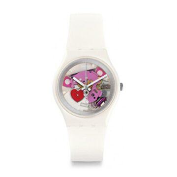 Relógio Swatch Tender Present Linha Originals GZ300