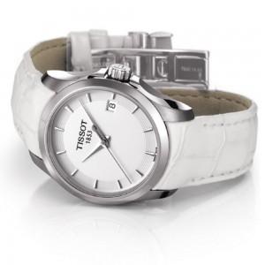 Relógio Tissot Couturier Lady Coleção T-Classic T035.210.16.011.00