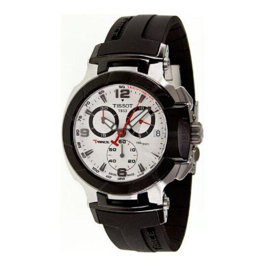 Relógio Tissot T-Race Quartz Chronograph Coleção T-Sport T048.417.27.037.00