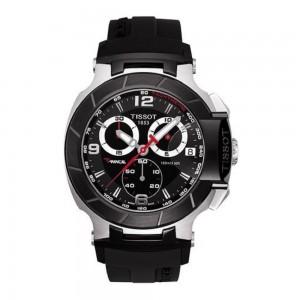 Relógio Tissot T-Race Chronograph Coleção T-Sport T048.417.27.057.00