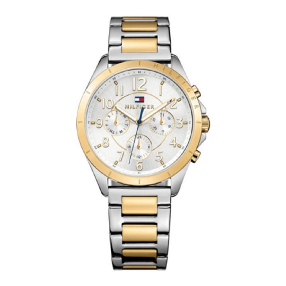 40f29f9614c Relógio Tommy Hilfiger Modelo Kingsley bicolor 1781607. Relógio Tommy  Hilfiger Modelo Kingsley bicolor 1781607