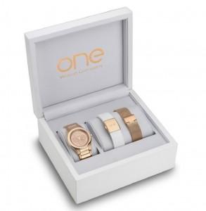 Relógio One Style Box OL5723IC52L