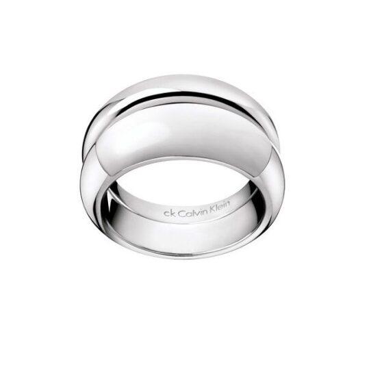 LXBOUTIQUE - Anel Calvin Klein Ellipse KJ03NR010106