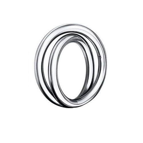 9011550f3ce LXBOUTIQUE - Anel Calvin Klein Continue KJ0EMR0001. LXBOUTIQUE - Anel  Calvin Klein Continue KJ0EMR0001