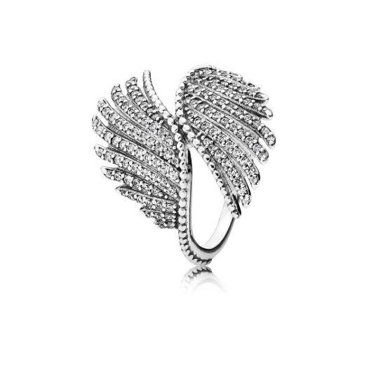 LXBOUTIQUE - Anel PANDORA Magestic Feathers 190960CZ