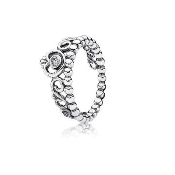 LXBOUTIQUE - Anel PANDORA My Princess Tiara 190880CZ