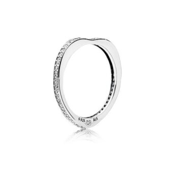 LXBOUTIQUE - Anel PANDORA Sparkling Arcs of Love 197095CZ