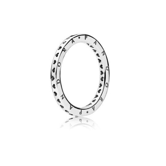 LXBOUTIQUE - Anel Signature Hearts of PANDORA 197133