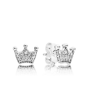 LXBOUTIQUE - Brincos PANDORA Enchanted Crowns 297127CZ