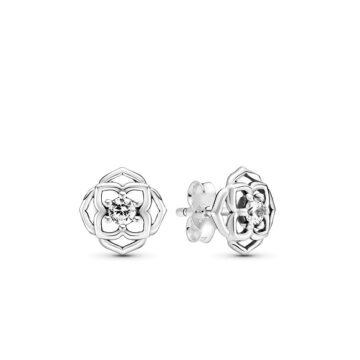 LXBOUTIQUE - Brincos Pandora Rose Petals 299371C01