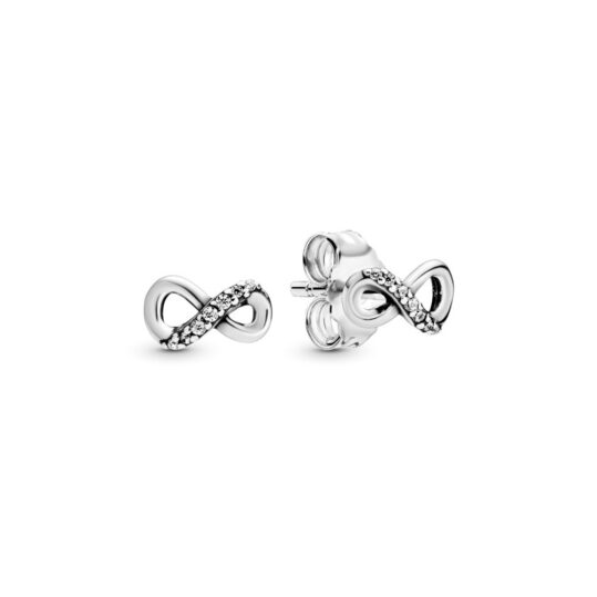 LXBOUTIQUE - Brincos Pandora Sparkling Infinity 298820C01
