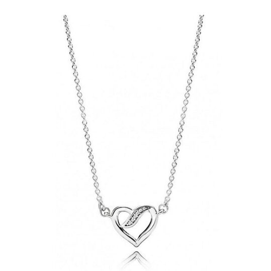 LXBOUTIQUE - Colar PANDORA Ribbons of Love 590535CZ