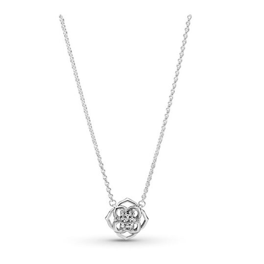 LXBOUTIQUE - Colar Pandora Rose Petals 399370C01-45