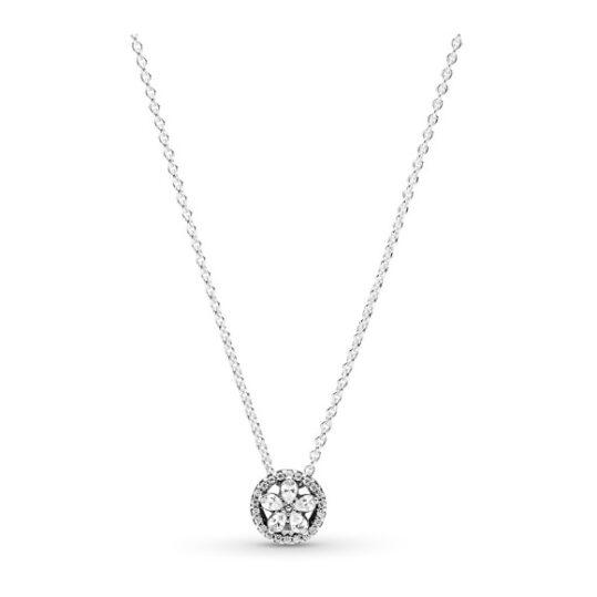 LXBOUTIQUE - Colar PANDORA Sparkling Snowflake 399230C01