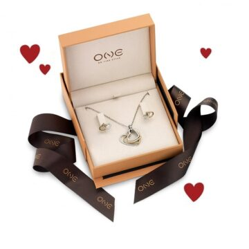 LXBOUTIQUE - Set One Jewels Soulmate OJSPK01S