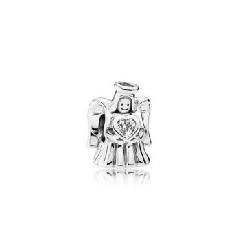 LXBOUTIQUE - Conta PANDORA Anjo do Amor 792010CZ