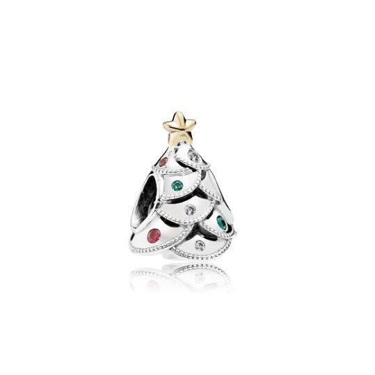 LXBOUTIQUE - Conta PANDORA Árvore Festiva de Natal 791999CZRMX