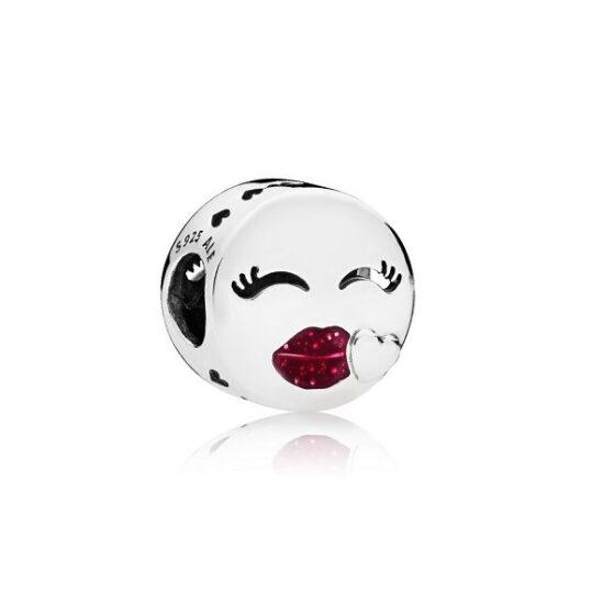 LXBOUTIQUE - Conta PANDORA Emoji Kiss 796561EN152
