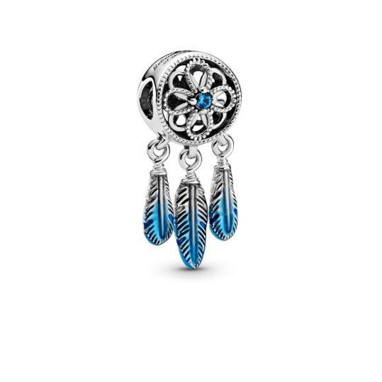 LXBOUTIQUE - Conta Pandora Caça Sonhos Azul 799341C01