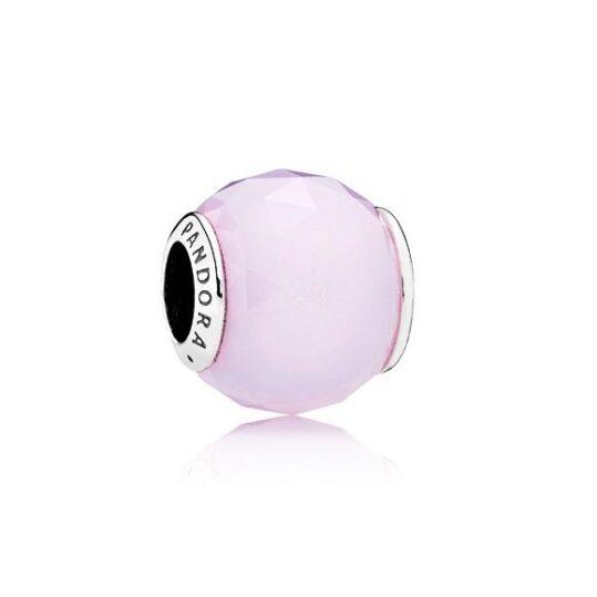 LXBOUTIQUE - Conta PANDORA Cristal Facetado Cor de Rosa 791722NOP