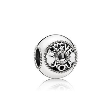 LXBOUTIQUE - Conta PANDORA I Love You 796601