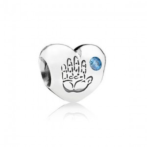 LXBOUTIQUE - Conta PANDORA It's a Boy 791281CZB
