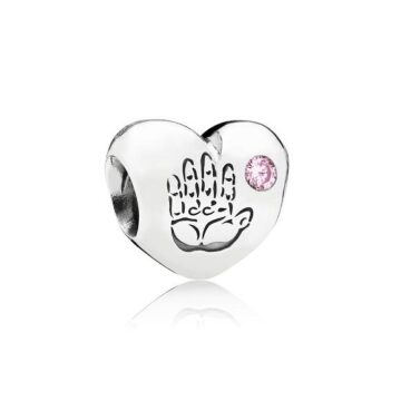 LXBOUTIQUE - Conta PANDORA It's a Girl 791280PCZ