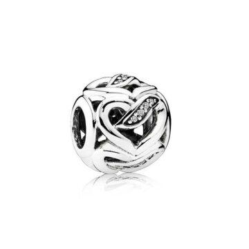 LXBOUTIQUE - Conta Pandora Laços de Amor 792046CZ