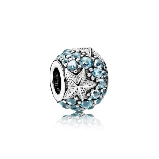 LXBOUTIQUE - Conta PANDORA Pavé Estrela do Mar 791905CZF