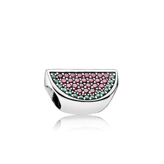 LXBOUTIQUE - Conta PANDORA Pavé Watermelon 791901CZR