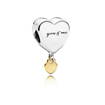 LXBOUTIQUE - Conta PANDORA Pendente You & Me 796558