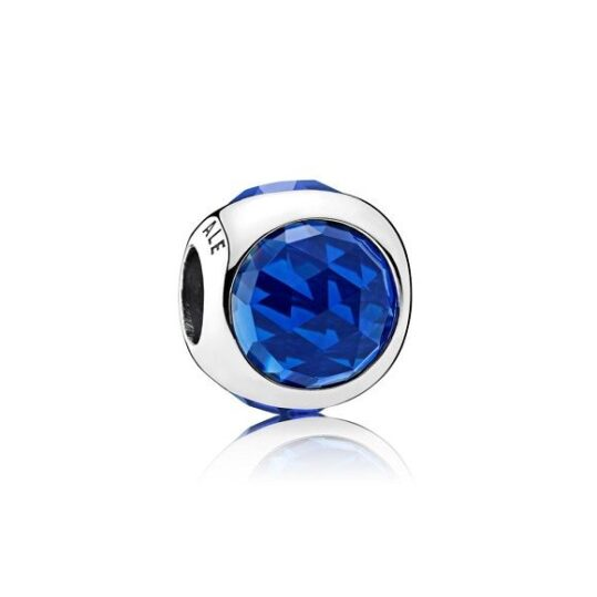 LXBOUTIQUE - Conta PANDORA Radiant Droplet Azul 792095NCB