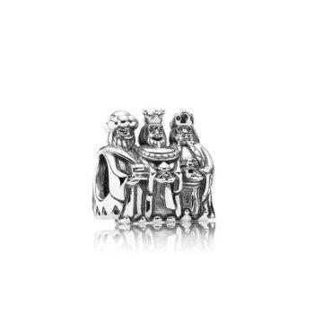LXBOUTIQUE - Conta PANDORA Três Reis Magos 791233