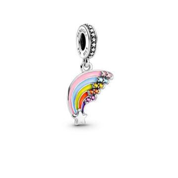 LXBOUTIQUE - Conta Pandora Pendente Arco Íris Colorido 799351C01
