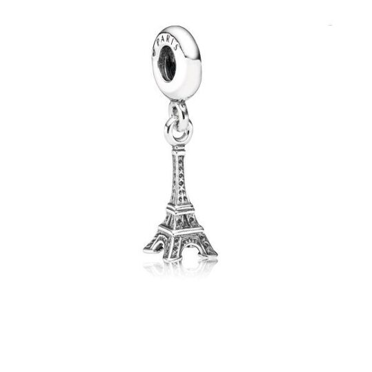 LXBOUTIQUE - Conta Pendente PANDORA Torre Eiffel 791082
