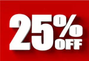 LXBOUTIQUE - Descontos 25%