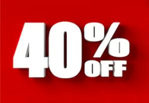 LXBOUTIQUE - Descontos 40%