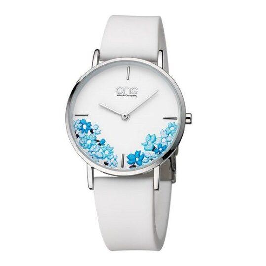 LXBOUTIQUE - Relógio One Colors Floral OM7779AB81L