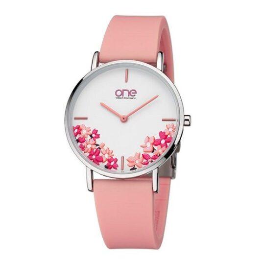 LXBOUTIQUE - Relógio One Colors Floral OM7779RR81L