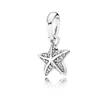 LXBOUTIQUE - Conta Pendente PANDORA Tropical Starfish 390403