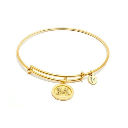 LXBOUTIQUE - Pulseira Chrysalis Inicial M CRBT05MGP