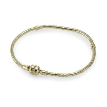 LXBOUTIQUE - Pulseira PANDORA Moments Ouro 550702