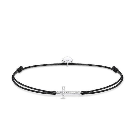 LXBOUTIQUE - Pulseira Thomas Sabo Little Secret Cross LS013-401-11