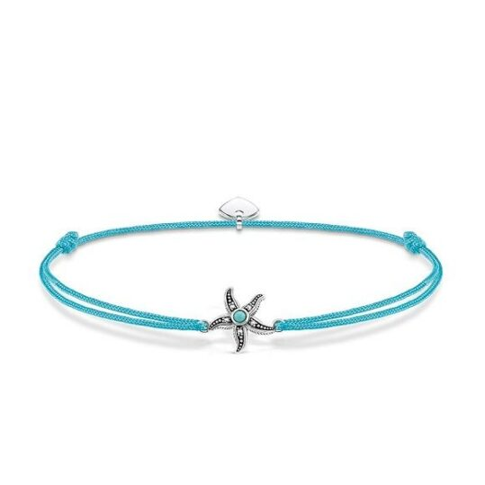 LXBOUTIQUE - Pulseira Thomas Sabo Little Secret Ethnic Starfish LS021-378-31